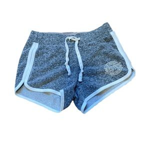 Justice active shorts size 8